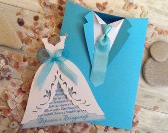 Boda mesa tarjetas mesa de vestido novia vestido por SarayaWedding