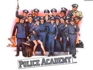 Police Academy - 80S Movies