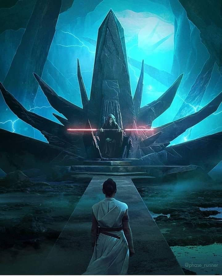 Rey Sidious Emperorpalpatine Theriseofskywalker Star Wars Pictures Star Wars Artwork Star Wars Images