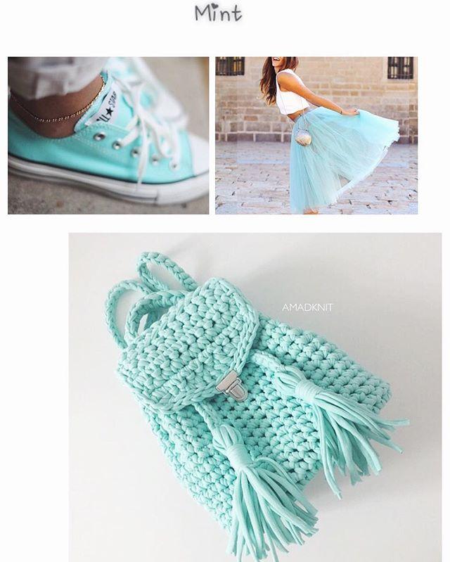 🌷Рюкзак 🌷Цвет мята 🌷Цена 2600 🌷На заказ 🌷Доставка в пред МКАД 300₽, ПР 250₽  #рюкзаки #рюкзаки #рюкзачки #рюкзачок #мята #мимими #мятный #мятныйрюкзак #рюкзакмосква #рюкзакимосква #весна2017 #скоровесна #fashionbag #fashionblog #fashionista #fashionlook #fashionblogger #backpack #backpacks #mintbag #mintlover #candycolor #candybag #candy #sweetbag #fashionbaby #candystyle
