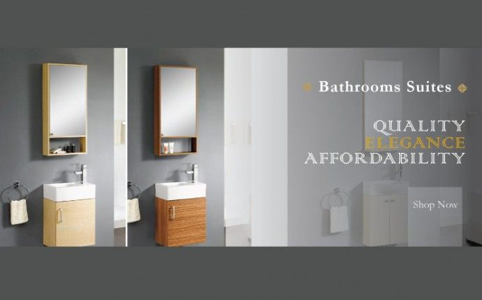 Mirage Bathrooms - Vanity Bathroom Units, Bathrooms & Baths