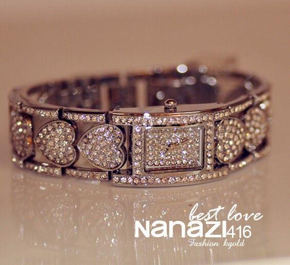 Noua moda pentru femei ceasuri de lux de cristal stras ceas Shining Piața brățară cuarț ceas de moda pentru femei ceasuri de mînă ceasuri de pe Aliexpress.com | Alibaba Group