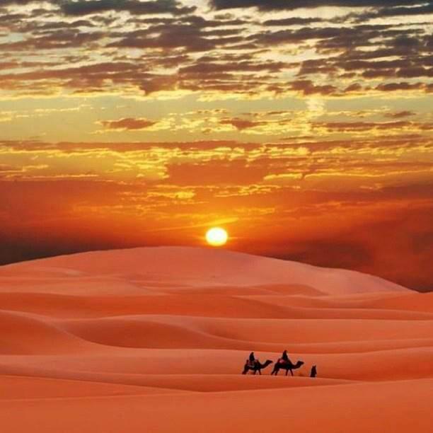 Merzouga ... Maroc