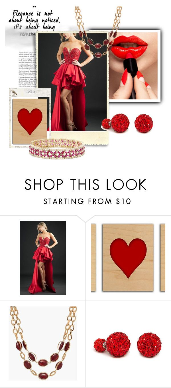 """Untitled #142"" by vendys on Polyvore featuring Sophy Robson, Rachel Allan, Talbots and Effy Jewelry"