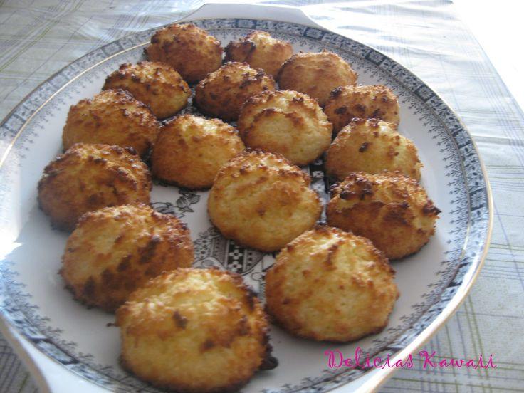 La receta de hoy está dedicada a los amantes del coco y el dulce: Sultanas de coco . (Receta by Milonga)