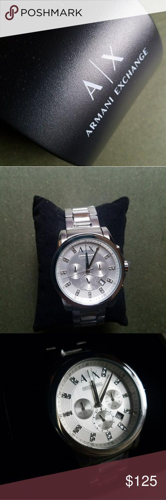 A X Armani Exchange Men's Watch A X Armani Exchange Men's Watch Armani Exchange Accessories Watches