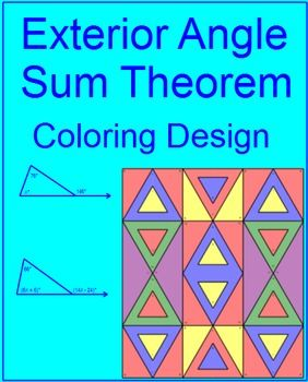 1000 Ideas About Triangle Angles On Pinterest Math Education Geometric Mean And Geometry