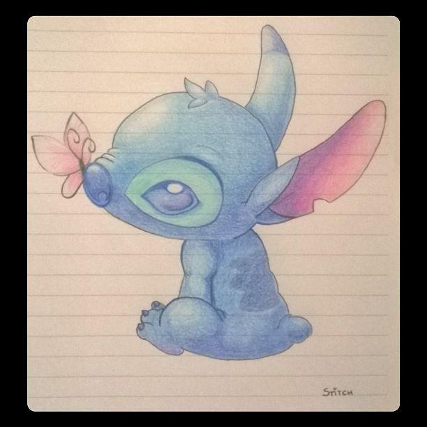 #Stitch #LiloandStitch #Lilo #Stitchfanart #fanart #Stitchdisney #Disney #Ohana #family #friends #disneymovies #disneyfanart #lovedisney #loveart #lovedraw #draw #drawing #drawstitch #colors #blue #butterfly #animal