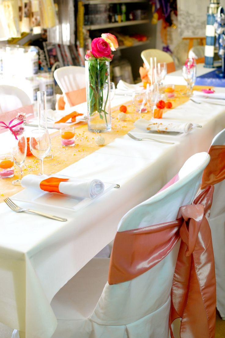 avec laide de nos dcorateurs professionnels composez vos dcorations de table et de - Salle Mariage Vallet