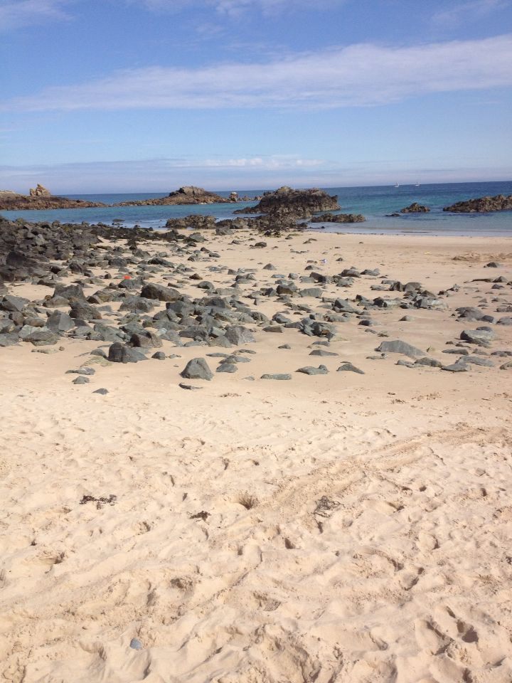 Beautiful Alderney, wish I was there....