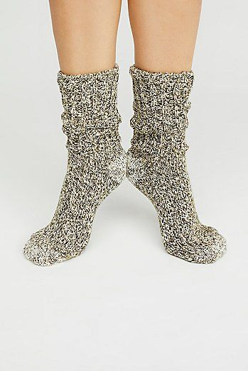902284be45 Melbourne Heathered Crew Socks