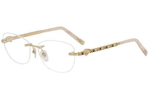5aab11ed6e9 Chopard Eyeglasses VCHB51S VCHB 51 S 08MG Copper 23K Gold Optical Frame 56mm