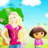 Barbie Dora games