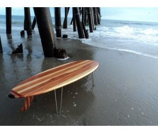 surfboard furniture. wood surfboard dcor and surfboards art built in california from redwood exotic hardwoods to make high quality decorative furniture