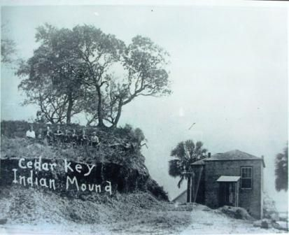 old Florida | ... Indian's History: Indian Mound Excavation at Pensacola Florida