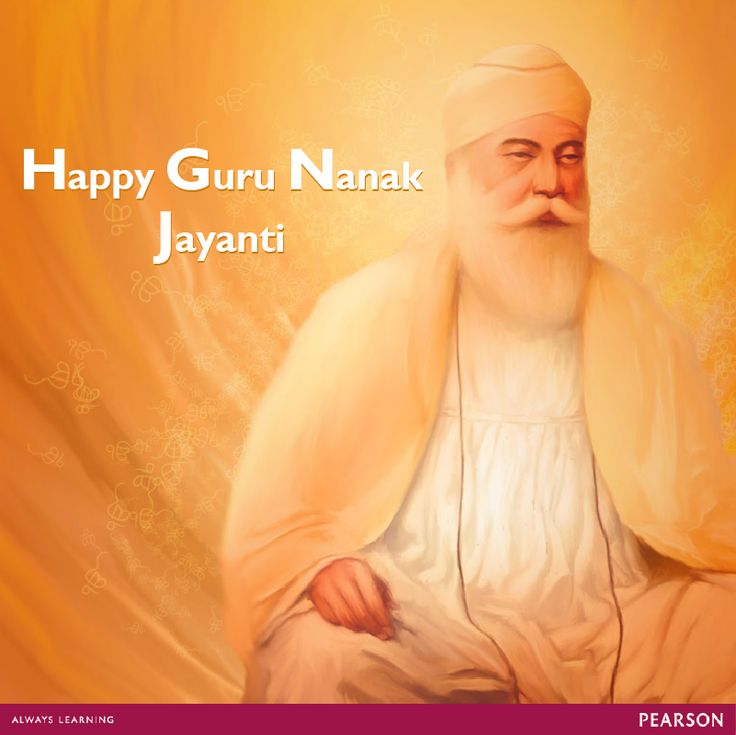 Guru Nanak Jayanti commemorates the birthday of Guru Nanak, who was the founder of Sikhism and the first of the Sikh Gurus. It's regarded as the most sacred festivals of Sikhs and is celebrated in remembrance of Guru's teachings to spread the message of love, kindness, and peace. #GuruNanakJayanti