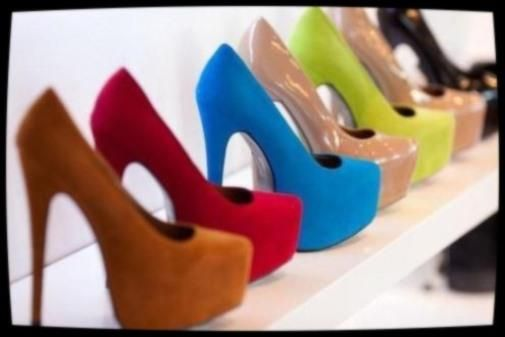 Женские туфли оптом в москве