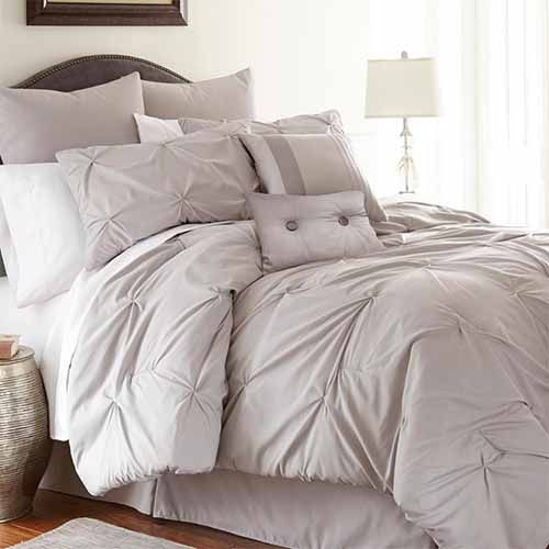 Ella Sand Eight Piece King Comforter Set Pacific Coast Textiles Comforter Set Comforter Se