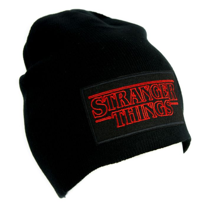 - Stranger Things Beanie Knit Cap - High Quality Material - Acrylic / Cotton / Polyester - One size fits most! - Beanie cap to keep you warm and looking cool! Pop Culture Meme Style Clothing for the i