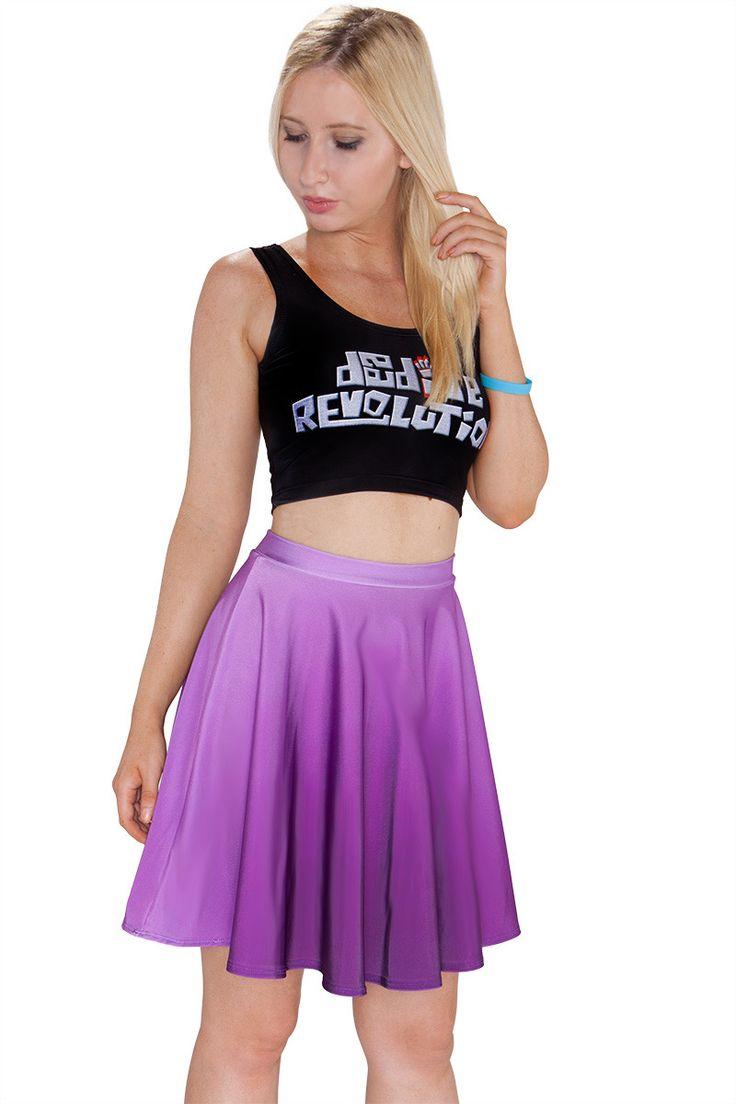 Rhian Skater Skirt