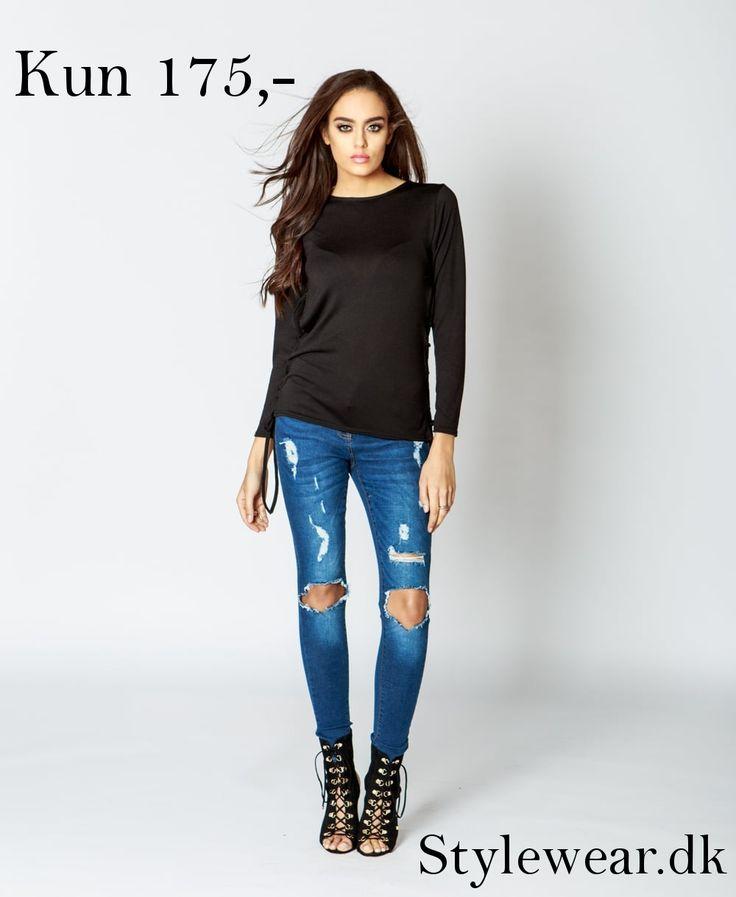 Stylewear - Lækker bluse til kun 175 DKK Se flere billeder og information på Stylewear.dk
