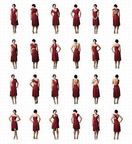 iDEE INFINITY DRESS