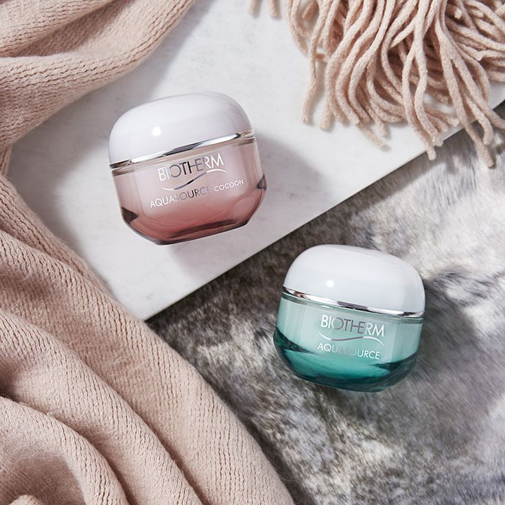Wrap yourself in a cocoon of hydration with #Biotherm.