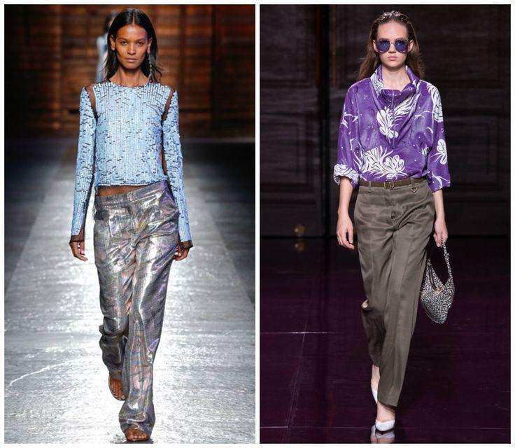 Брюки-женские-2017-года-модные-тенденции-фото-брюки женские 2017 года. Обзор  #мода #брюки #женщина #стиль #дама #класс #тренд #тенденции