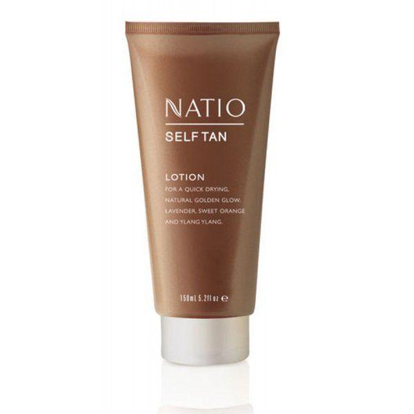 Natio Self Tan Lotion 150ml - Amcal Chempro Online Chemist
