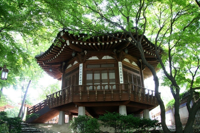 korea's traditional house