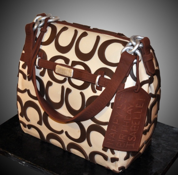 Coach Purse for a 50th Birthday .. hope it's mine! *hint hint*