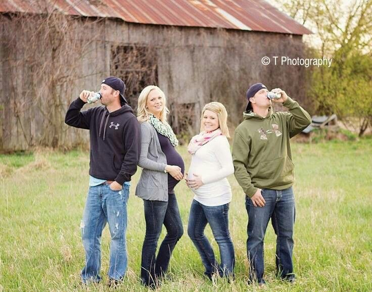 Too cute. Best friend pregnancy pictures