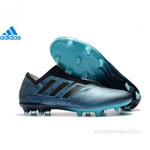 sports shoes 87696 556b5 adidas Nemeziz 17+ 360 Agility FG BB3676 MENS Core BlackCore BlackEnergy  Blue SALE FOOTBALLSHOES