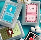 Personalized Playing Cards - Wedding Favors