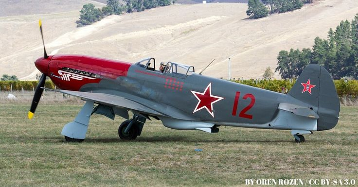 Could Be Better Than The Mustang – These Soviet Yak 3 Fighters Owned The Sky (Watch)