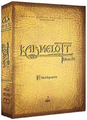 Kaamelott : Livre IV - Coffret 3 DVD WARNER HOME VIDEO http://www.amazon.fr/dp/B000OFOTEO/ref=cm_sw_r_pi_dp_ibxcwb1B1M05M