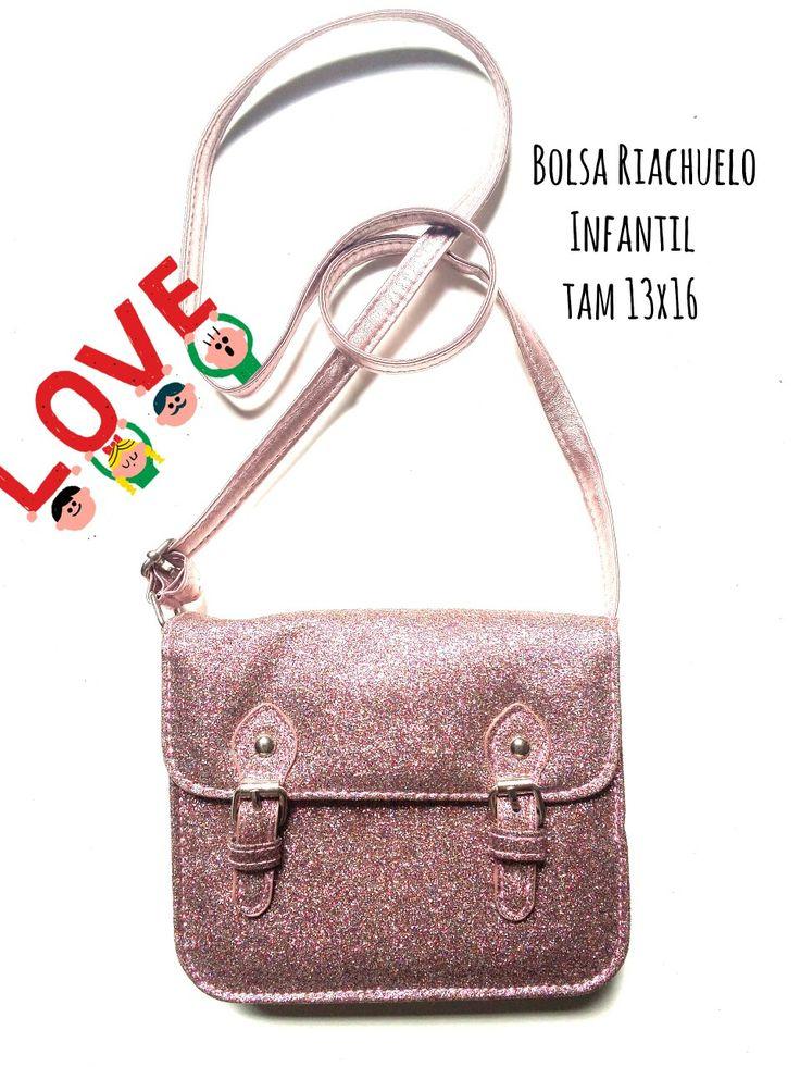 Bolsinha infantil Riachuelo NOVA 👜 Tam 13x16 cm SUPER PROMO R$13 reais  🆙Atendimento c ⏰marcada 📞 Whatsapp  31 8729-0249 💳 Aceitamos débito e cred  #riachuelo  #kidsfashion  #kids  #pink   #likes #uohbrecho #brecho #snakeshoes #moda #instagood #pretty #style #girl  #love #brechoinfantil  #cool #good #cute #follow #fashion #fun #igers  #ootd #blogger #inlove #model #blog #belohorizonte #brasil