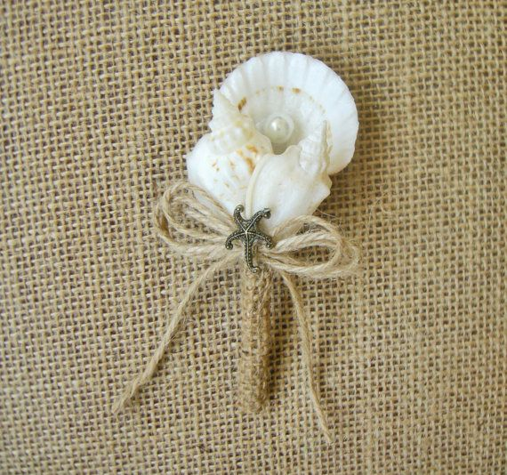 Concha ramo mar cáscara del mar de la boda boda de por superlunary
