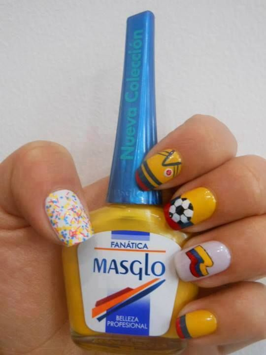 Colombian nails :)
