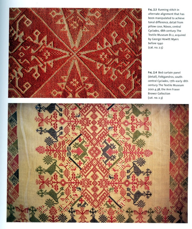 Gallery.ru / Фото #15 - Embroidery of the Greek Islands & Epirus Region - Dora2012