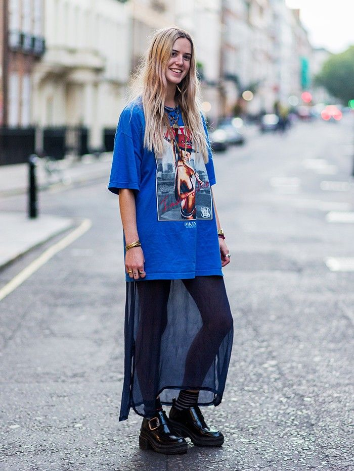 39 Fresh Street Style Outfits From London Fashion Week via @WhoWhatWearUK