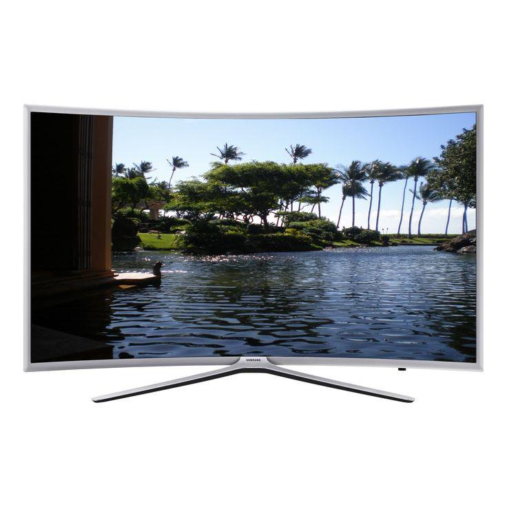 Samsung Refurbished 55-inch Curved 1080p LED Smart Hdtv w/ WiFi-UN55K6250AFXZA
