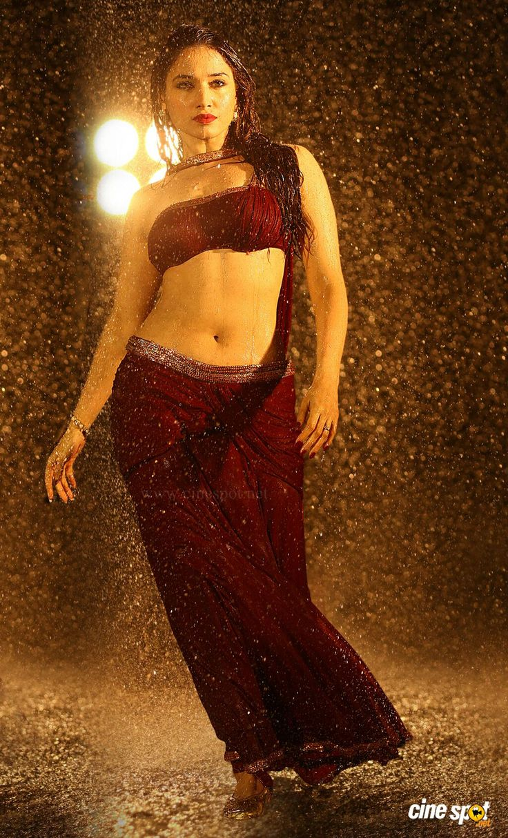 Tamanna Sexy In Bengal Tiger Movie