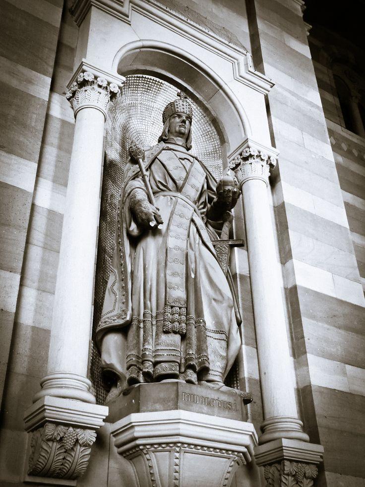 Dom zu Speyer. Rudolphus I
