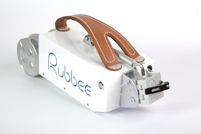 Rubbee turns any bike into an electric one in seconds via @CNET