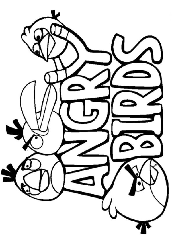 angry monster coloring pages | 17 Best images about Coloring pages on Pinterest ...