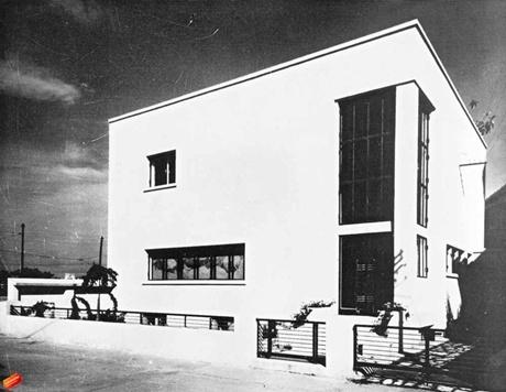 Villa Ion Miclescu - Horia Creanga, 1930, Bucharest