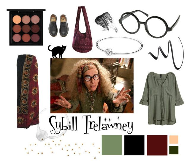 sybill trelawney39s first prophecy professor harry potter and hp book
