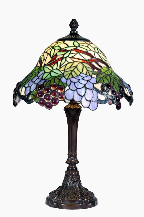 tiffany table lamps on pinterest tiffany lamps tiffany style table. Black Bedroom Furniture Sets. Home Design Ideas