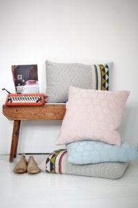 Vilma & Herdis Pillows from Norway